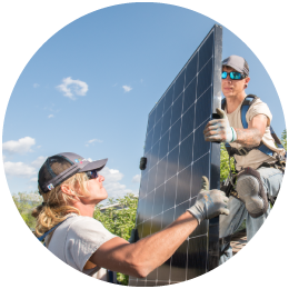 Namaste Solar Employee